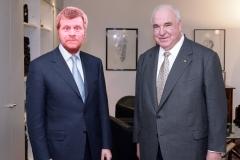 Helmut Kohl und Lupus