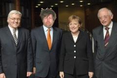 Angela Merkel und Lupus